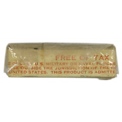 Pack, Tobacco, Half and Half, US Army