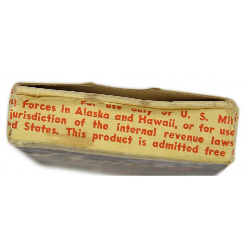 Pack, Tobacco, George Washington, US Army