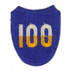 Patch, 100th Infantry Division