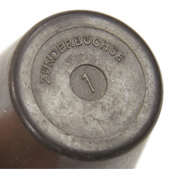 Container, Fuse, Shell, 88mm, Zünderbüchse 1, 1939