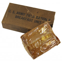 Ration, K, Breakfast, 1944