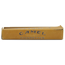 Container, Cardboard, Cigarettes, Camel