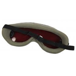 Goggles, Polaroid, Type 1021, US Army (leather)