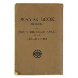 Abrégé de prières juives, 1943