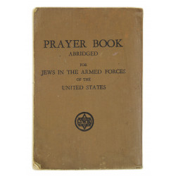 Book, Prayer, Jewish, 1943