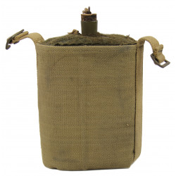 Canteen with canteen holder, 1942