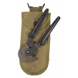 Pouch, Wire Cutters, Barbed Wire M1938 + Wire Cutters 1944