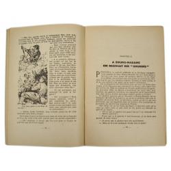Historical Booklet, Les Passeurs de Frontières, 1945