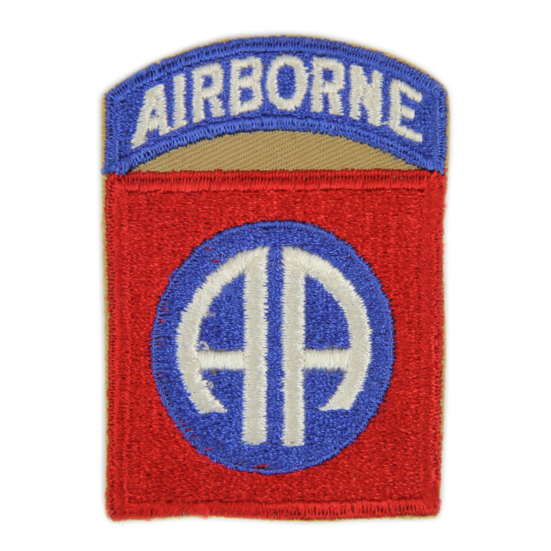 Patch, 82nd Airborne Division, 1 piece