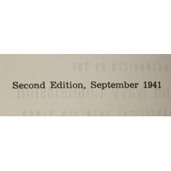 Book, Prayer, Service, Army & Navy, 1941