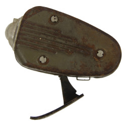 Flashlight, Dynamo, Pocket, Philips, Taschenlampe, 1943