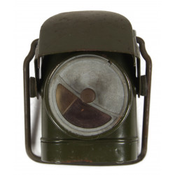 Lantern, Field Camp, British