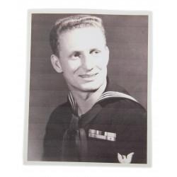 Grouping, US Navy, PH2 Gerald Feddersen, WW2 & Korea