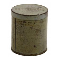 Tin, Cigarette, Ration, British, Normandy