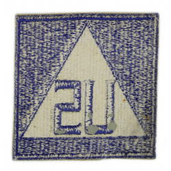 Patch, Non-Combatant Personnel, US Army