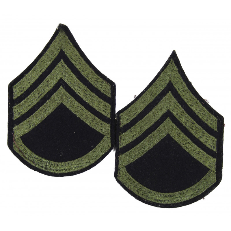 Ranks, Enlisted, US Army, Staff Sergeant