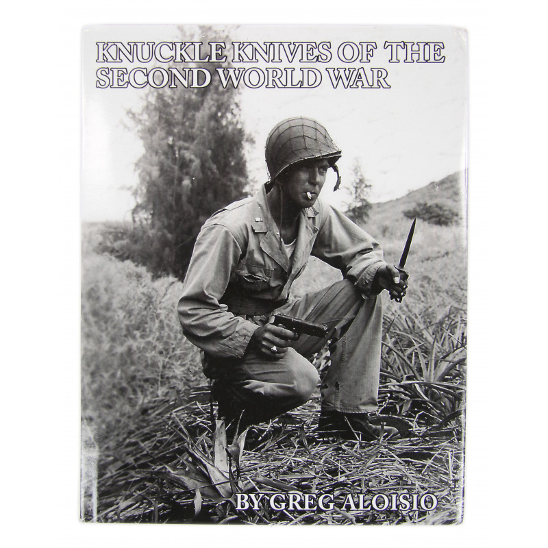 Book, Knuckle Knives of the Second World War