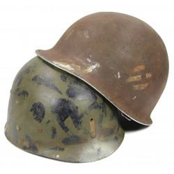 Helmet, M1, 2nd Lt., 3rd Infantry Division