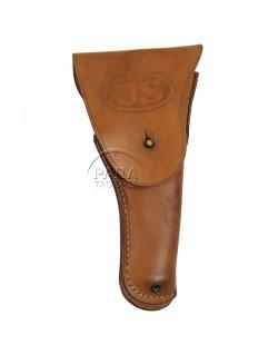 Holster ceinturon Colt .45, Warren Leather Goods Co.