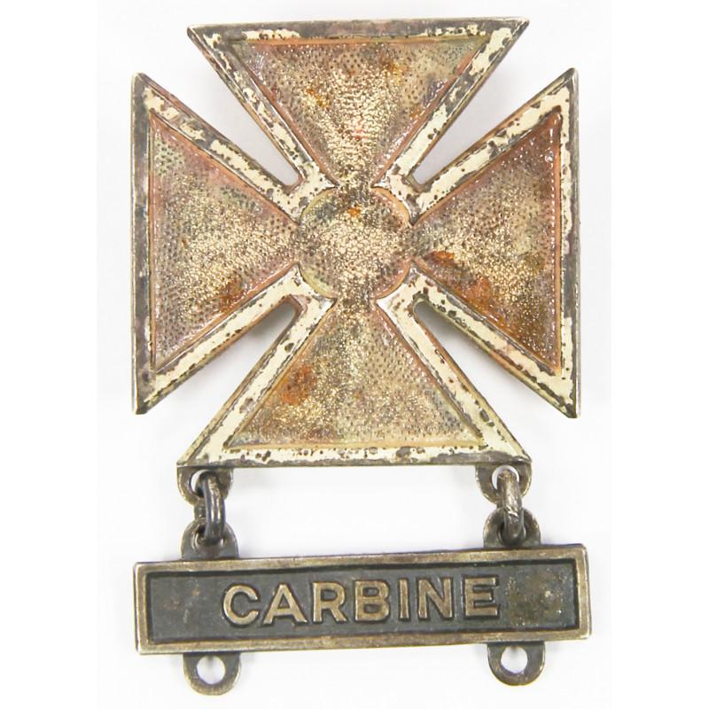 Badge, Marksman, Sterling, Carbine