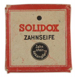 Powder, Tooth, German, SOLIDOX