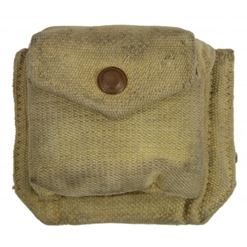 Case, Ammunition, Webbing, British, 1942, Normandy