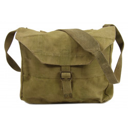 Bag, Field, Officer, British, 1941, named, Normandy