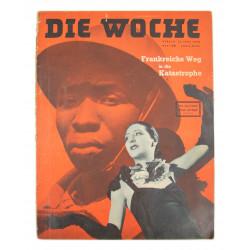 Der Adler Magazine, Fallschirmjäger, July 13, 1943