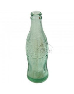 Bottle, Coca-Cola, green
