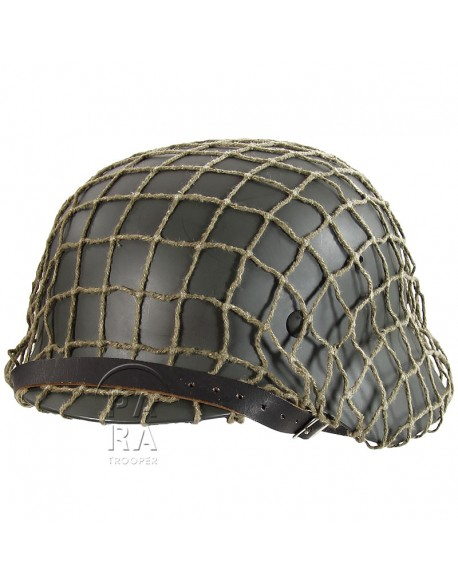 Net, Helmet, German