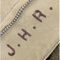 Grouping, Lt. Col. J. H. Robertson, 8th Infantry Division