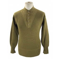 Sweaters, High Neck, Wool, Medium, 1944