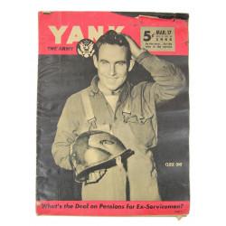 Magazine, YANK, March 17, 1944