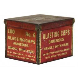 Caps, Blasting, N°6