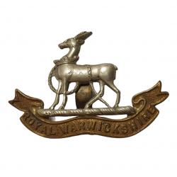 Cap Badge, Royal Warwickshire Regiment