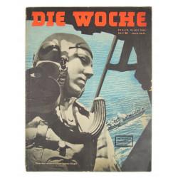 Die Woche Magazine, June 26, 1940, France 40