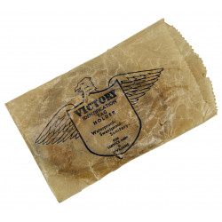 Holder, Identity tag's, in wrapped paper