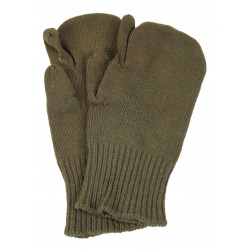 Mittens, Shell, Trigger Finger, Wool