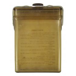 Flask, Emergency Sustenance Kit, Medical, Type E-17, USAAF