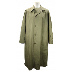 Raincoat, Enlisted Men, US Army, 1943, Large