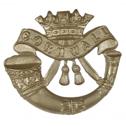 Cap Badge, Duke of Cornwall's Light Infantry, Normandie & Hollande
