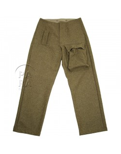 Pantalon de parachutiste anglais