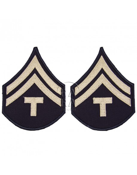 T/5 rank insignia