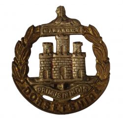 Cap Badge, The Dorsetshire Regiment, Normandie