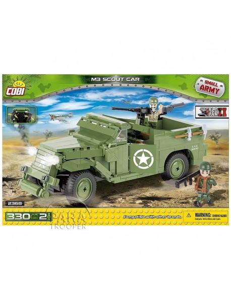 Lego Scout Car M3