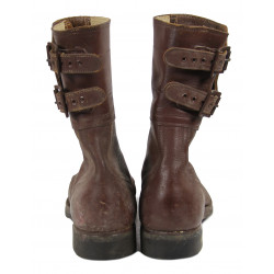 Boots, Service, Combat (Buckle boots), 12 A
