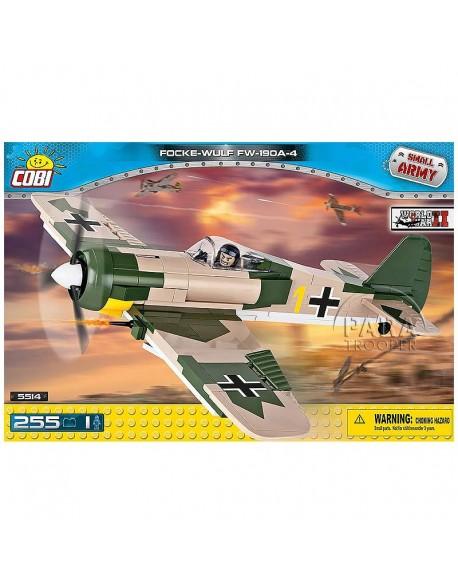 Lego Focke-Wulf FW-190A-4