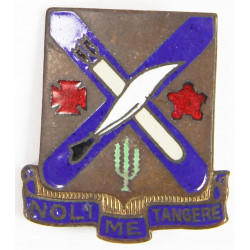 Distinctive Insignia, 2nd Inf. Rgt., 5th Infantry Division, PB