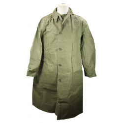 Raincoat, Enlisted Men, US Army, 1943, Medium