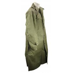 Raincoat, Enlisted Men, US Army, 1943, Medium